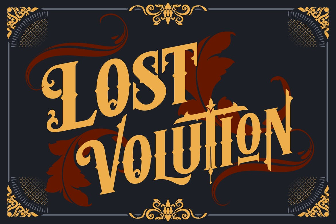 Lost Volution