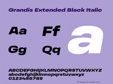 Grandis Extended