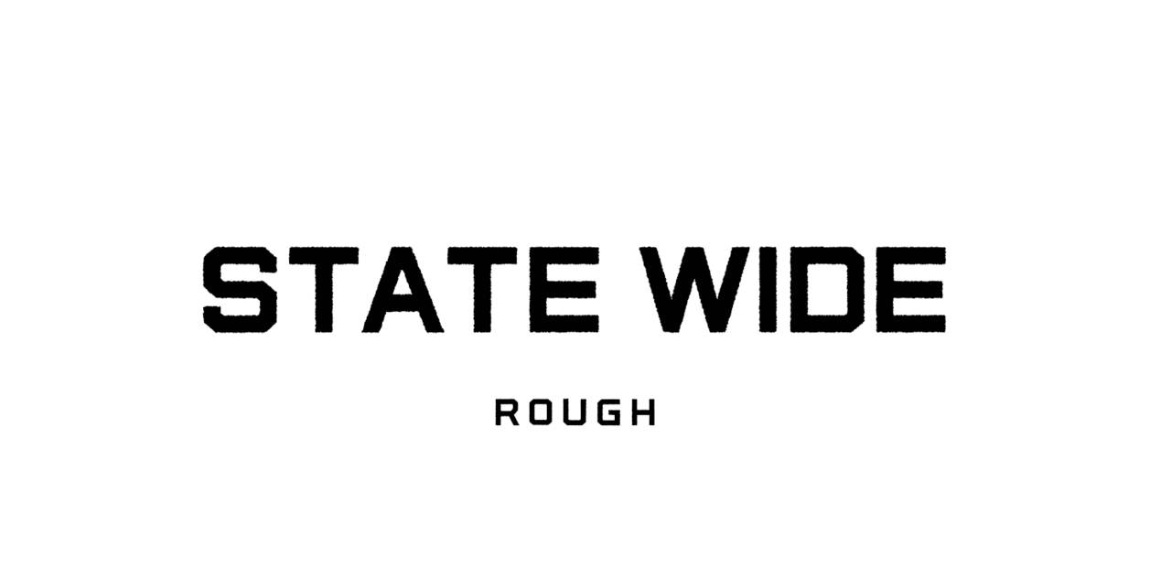 State Wide Rough