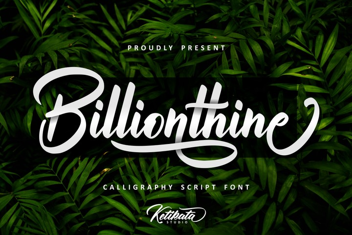 Billionthine