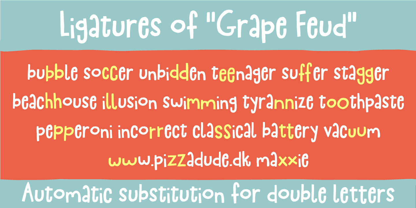 Grape Feud